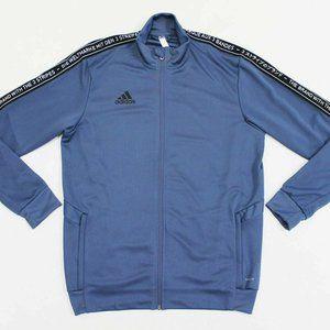 New Adidas Mens Athlethic Tiro Track Jacket - L